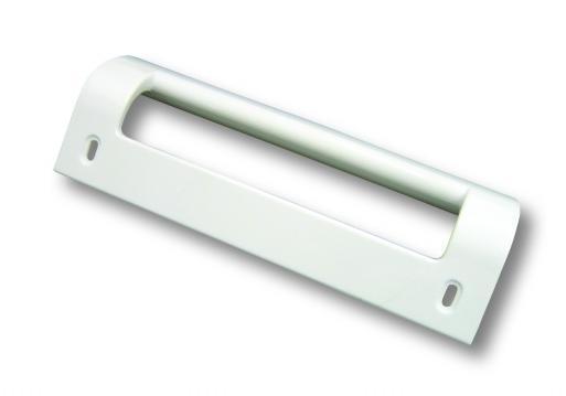 Elettrodomestici Bosch Compatibile Maniglia Sportello Frigo Freezer Bianco Per 369547